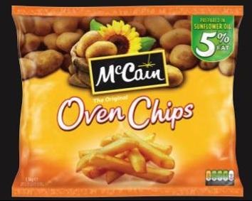 mccain foods essay