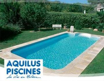 Diginpix entit aquilus piscines for Accessoire piscine aquilus